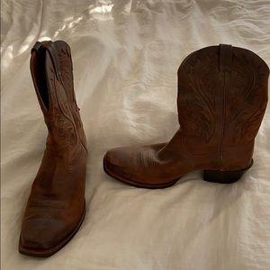 13 - Ariat Cowboy Boots